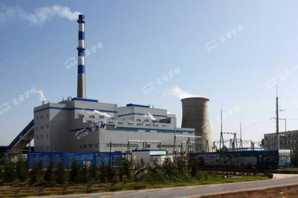 乾安县生物质发电厂