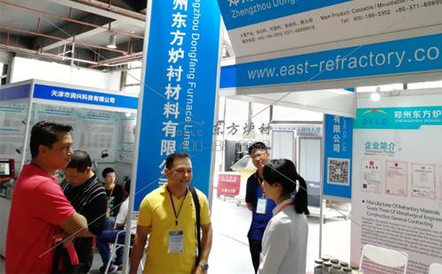 东方炉衬泰国顾客