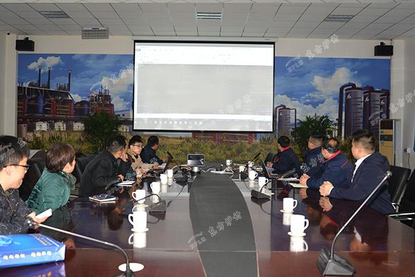 探访丨东方炉衬携技术人员走进黄台煤气炉学习交流