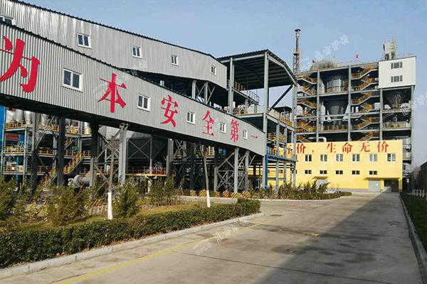 黄台煤气炉厂区