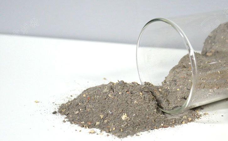 高铝质低水泥耐火浇注料