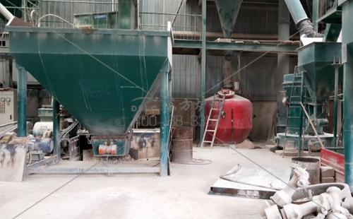 耐火浇注料生产厂