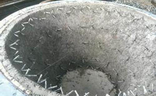高铝水泥耐火浇注料配制