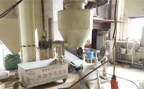 耐火材料生产