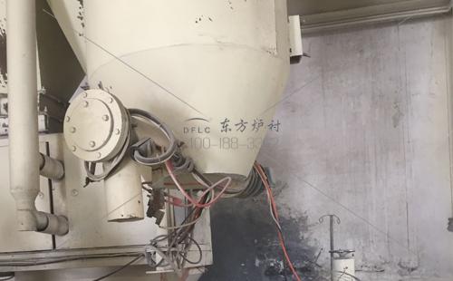耐火浇注料生产设备