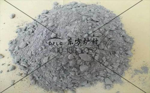 高铝耐磨浇注料