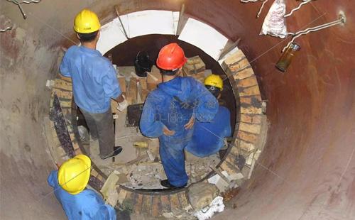 锅炉用耐火材料