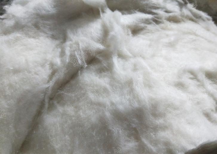 铝酸盐保温针刺毯