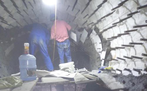 循环流化床锅炉耐磨耐火浇注料脱落的原因,应该如何阻止这种现象