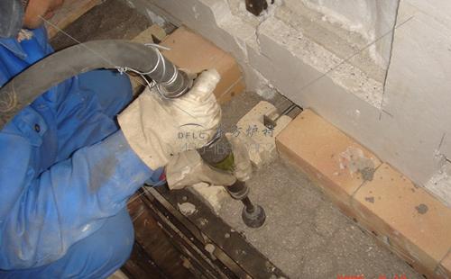 循环流化床锅炉炉膛出口磨损