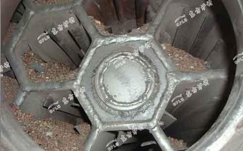 滚筒冷渣器排渣方式
