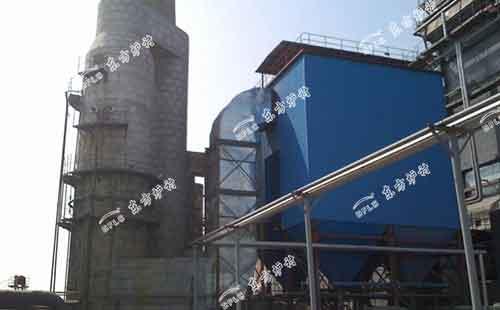 循环流化床锅炉排渣