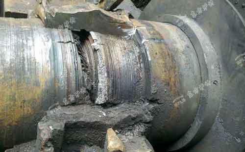 循环流化床锅炉冲刷严重部位