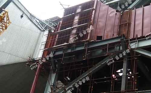低温省煤器应用部位