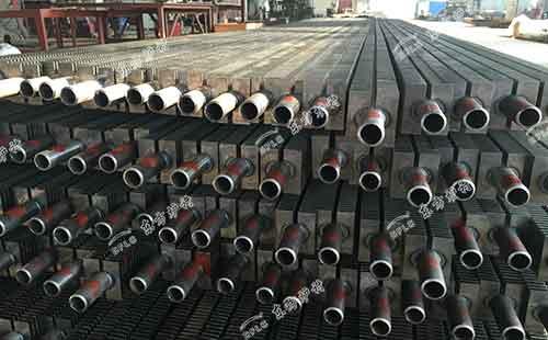 减轻循环流化床锅炉低温省煤器磨损的解决方案