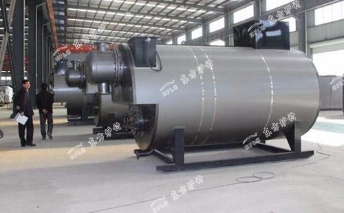 循环流化床锅炉各部位膨胀