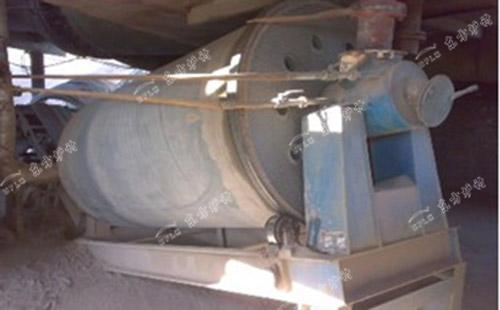 滚筒冷渣器灰渣自流解决方案