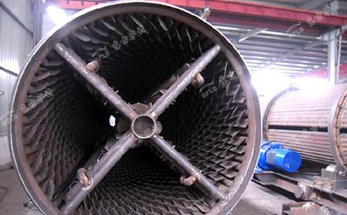 滚筒冷渣器运行方法