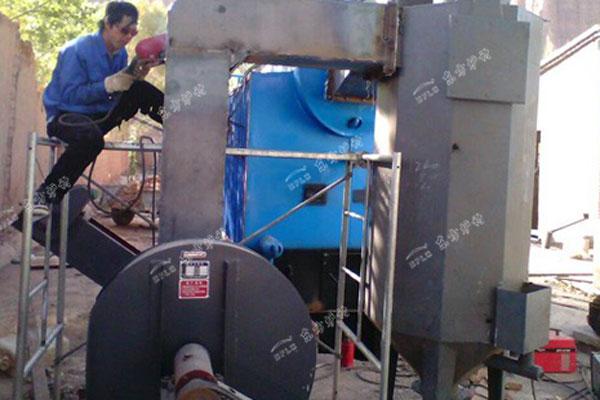 循环流化床锅炉安装测点解决方案