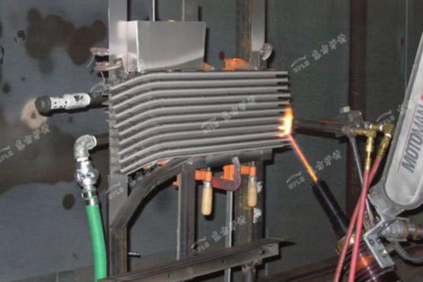 煤粉炉水冷壁管受热面磨损