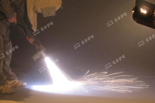 超音速电弧喷涂工艺