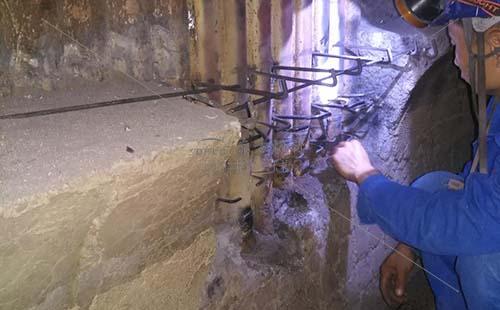 耐火浇注料用缓凝剂施工