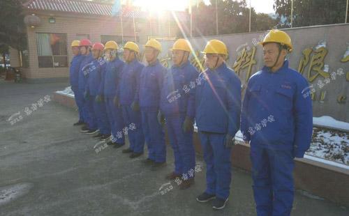东方炉衬施工队伍