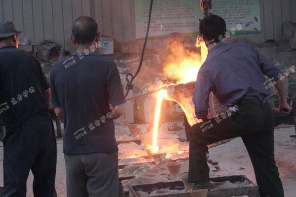 锅炉施工使用浇注料