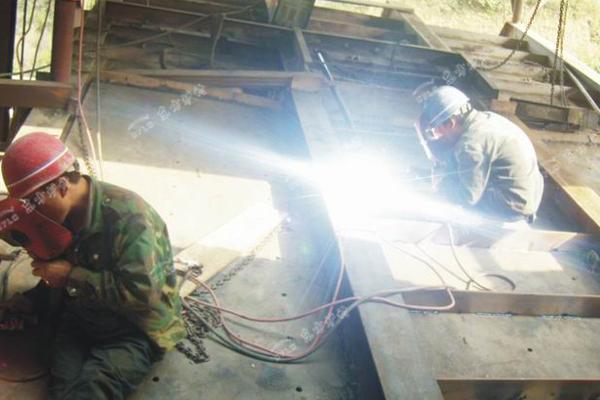 循环流化床锅炉砌筑施工