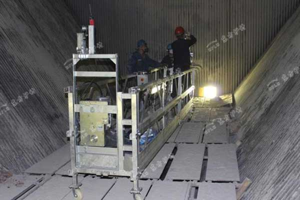 循环流化床锅炉施工