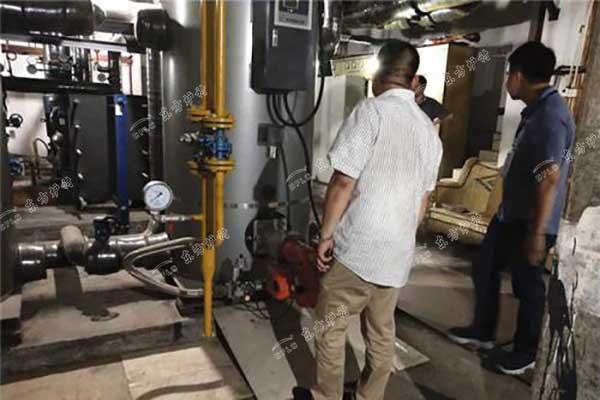 锅炉施工检查