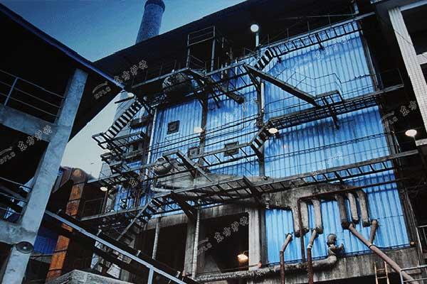 中低温锅炉施工
