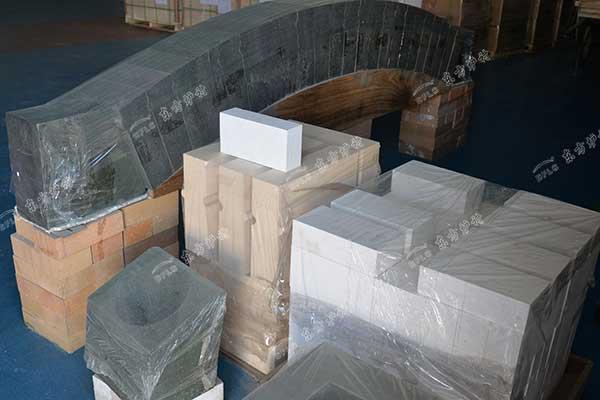 玻璃窑用耐火砖种类