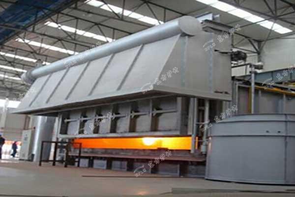 熔铝炉用耐火材料种类